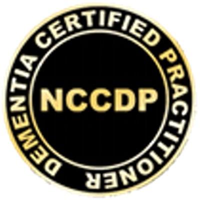 Certified Dementia Practitioner Logo
