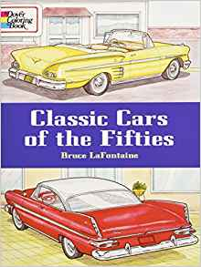 Book-Classic cars of the Fifties