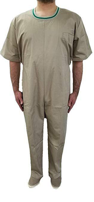 Restrictive clothing for men