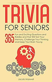 Book-Trivia for Seniors