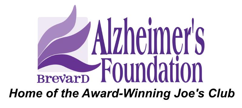 Brevard Alzheimer's Foundation, Inc. Logo